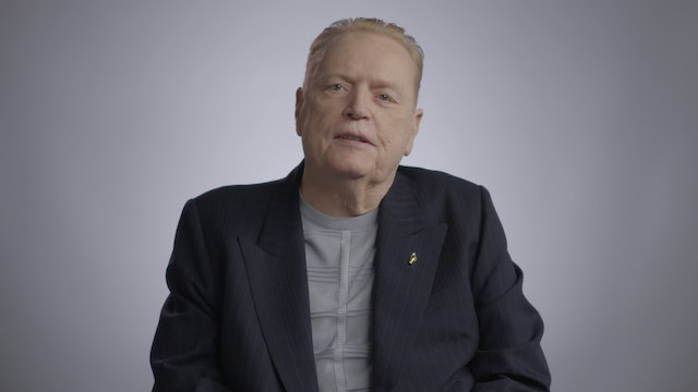 Larry Flynt on Surviving Gunshot: WOW Presents Clips 123