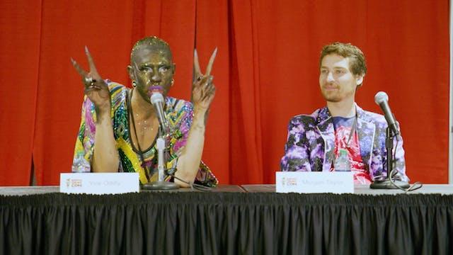 Yvie's Odd School Panel: RuPaul's Dra...