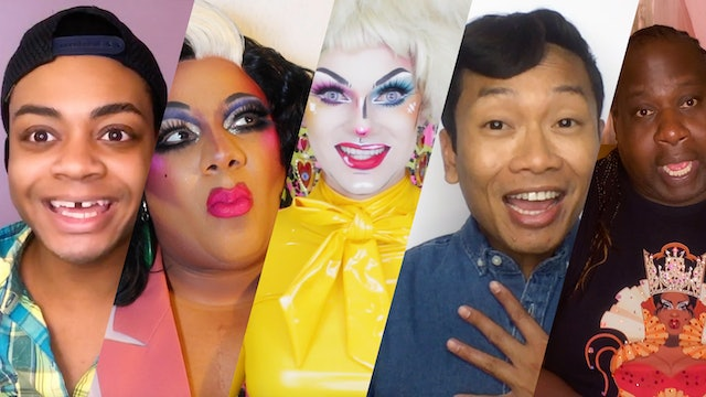 Canada's Drag Race RuView with the Queens of RuPaul's Drag Race