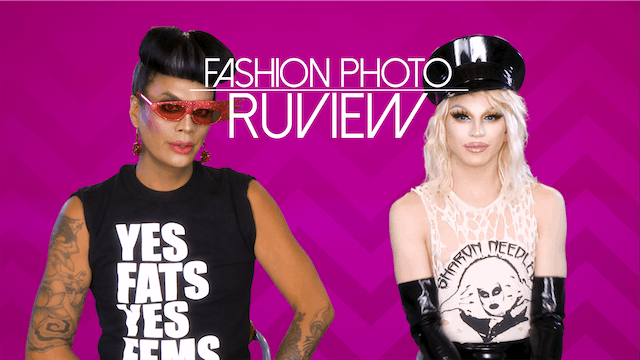 RuPaul's Drag Race Season 11 Episode 11: Fashion Photo RuView 620