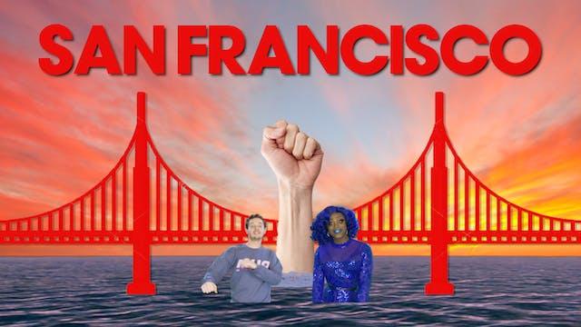San Francisco:  BOBbin' Around 110