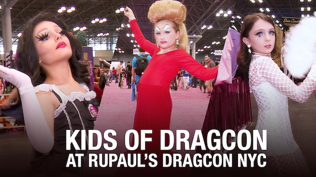 Kids of DragCon NYC 2018