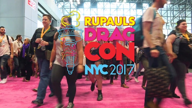 Nightlife Legends: RuPaul's DragCon NYC 2017