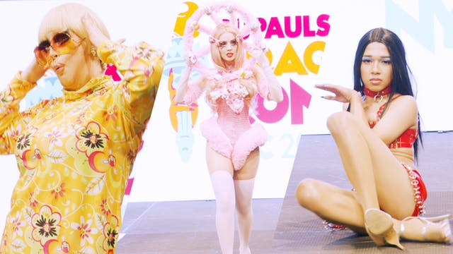 Cosplay For Your Life: RuPaul's DragC...
