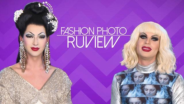 Violet and Katya: Fashion Photo RuVie...