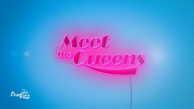 Meet the Queens of Drag Race España