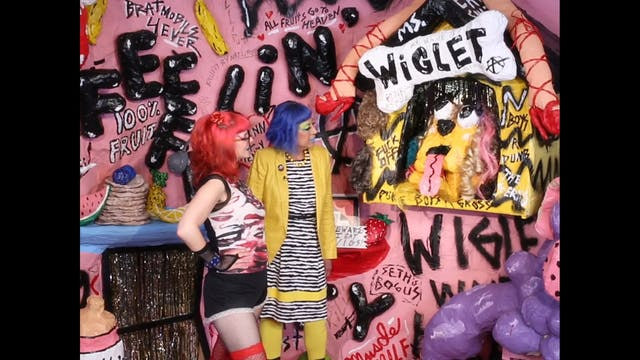 Punk Girls: Feelin' Fruity 106