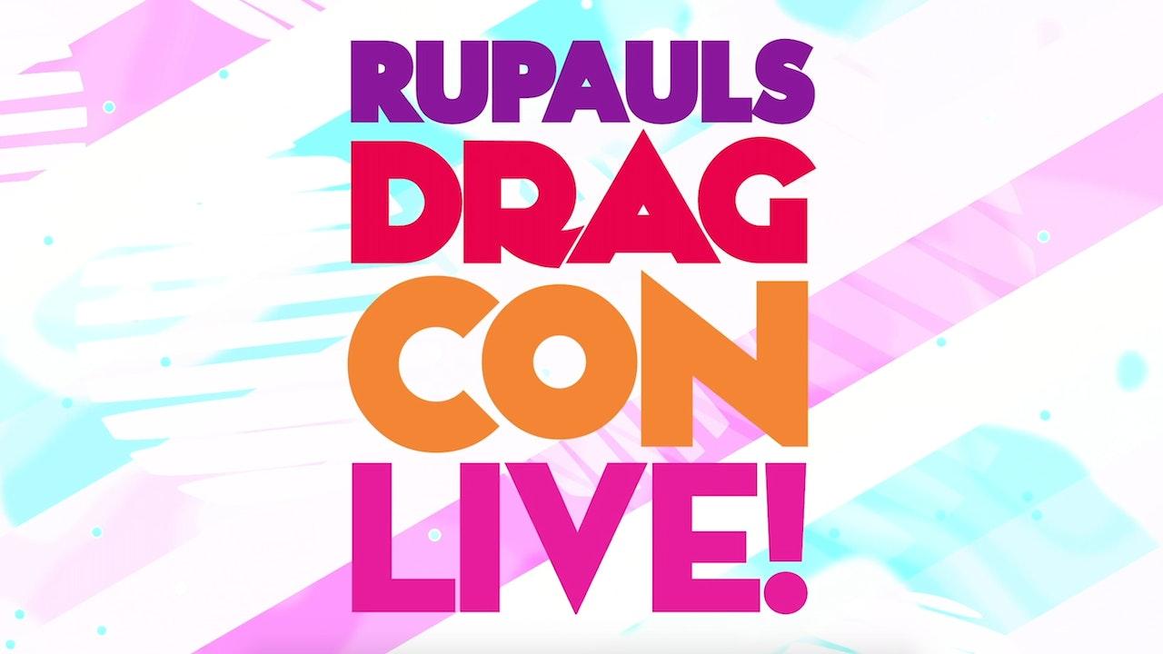 RuPaul's DragCon Live!