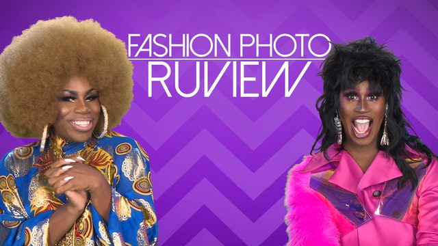 DragCon NYC 2018: Fashion Photo RuView 545