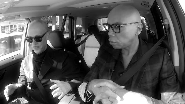 John Waters: RuPaul Drives 206
