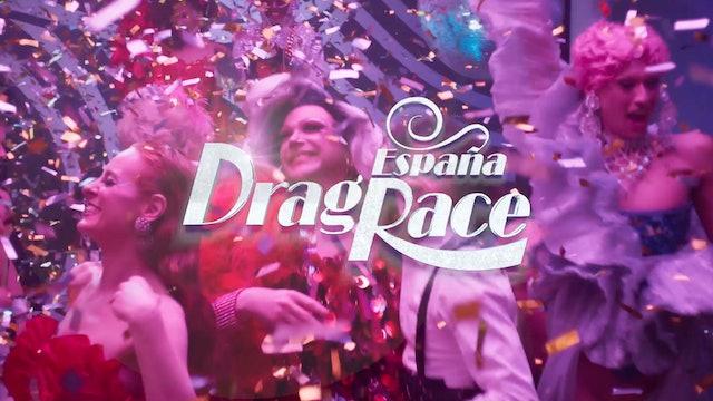 Drag Race España Party Trailer
