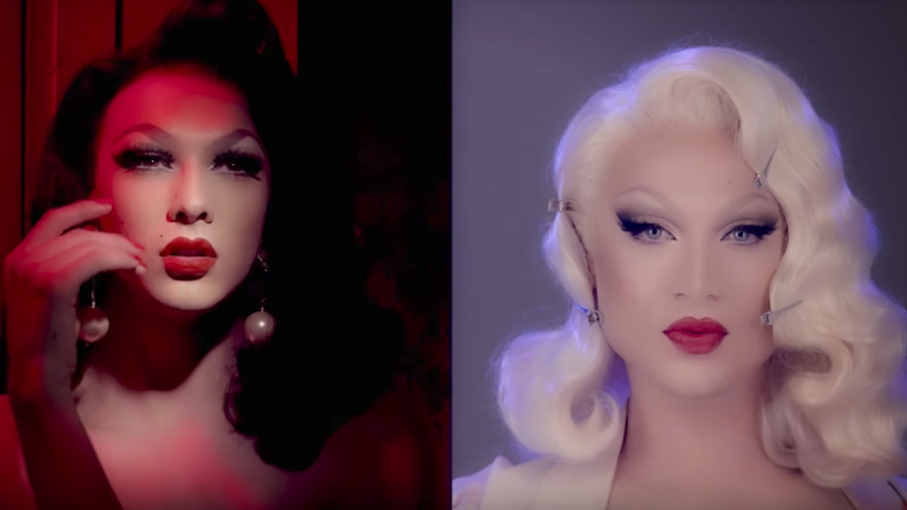 Miss Fame and Violet Chachki: I Run the Runway
