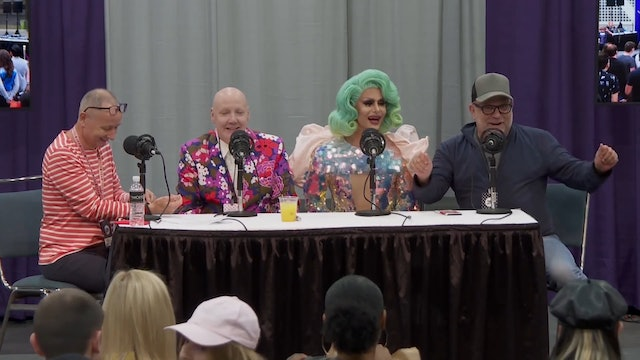 The WOW Report for Radio Andy: RuPaul's DragCon LA 2018