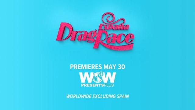 Drag Race España First Look Trailer