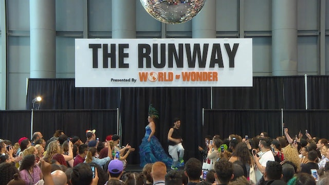 Mariah Balenciaga's Category Is... Ballroom: RuPaul's DragCon NYC 2017
