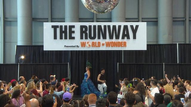 Mariah Balenciaga's Category Is... Ballroom: RuPaul's DragCon NYC 2017