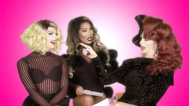 Catchphrases With Laganja Estranja and Gia Gunn