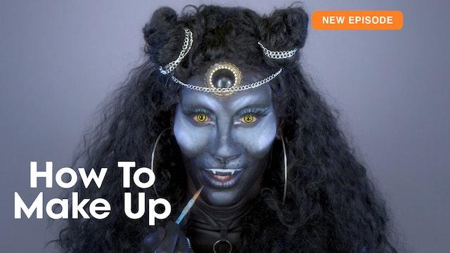 Nina Bo'nina Brown: How To Makeup 216