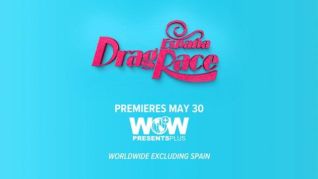 Drag Race España - Save the Date