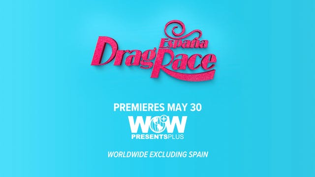 Drag Race España - Save the Date