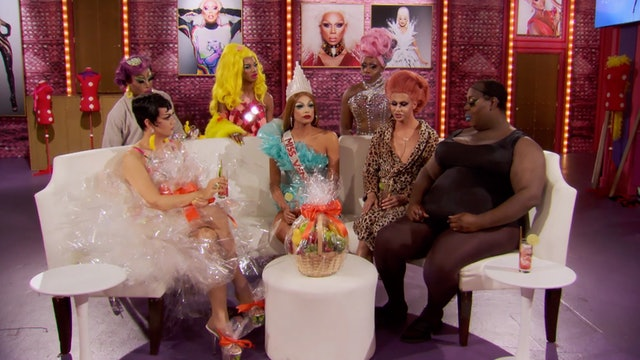 "BEHIND THE SCENES: RuPaul's Drag Race All Stars 4 - ""Fifth Elimination"""