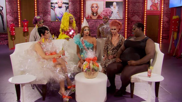 BEHIND THE SCENES: RuPaul's Drag Race...