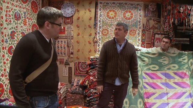 Turkey: Man Shops Globe 103
