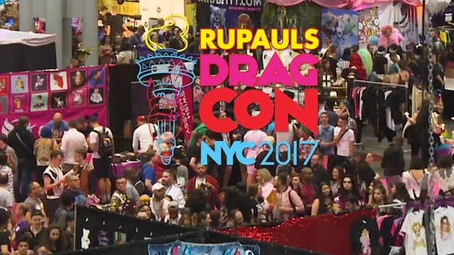 Bust the Internet: RuPaul's DragCon NYC 2017
