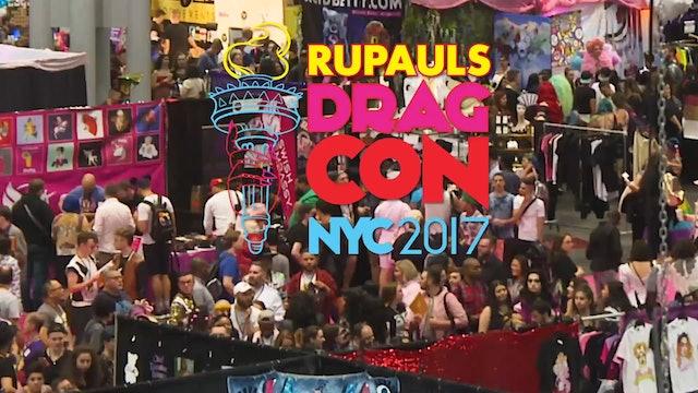 Bust the Internet: RuPaul's DragCon NYC 2017