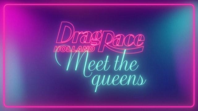 Exclusive: Meet The Queens of Drag Race Holland Season 2