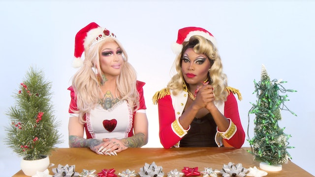 Can The Queens Do Christmas?