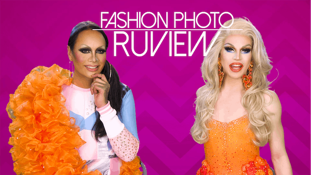 RuPaul's Drag Race Season 11 Episode 4: Fashion Photo RuView 613