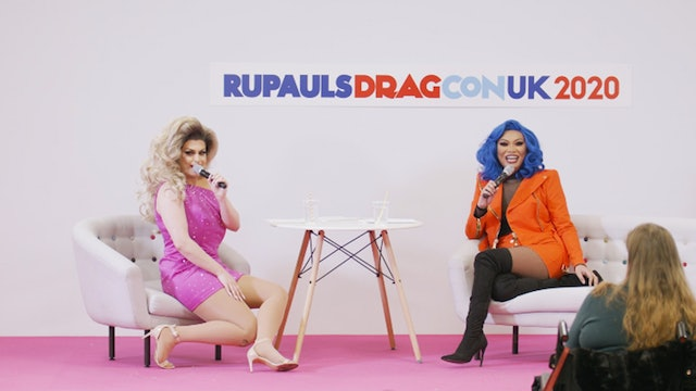 Fashion Photo RuView at RuPaul's DragCon UK 2020!