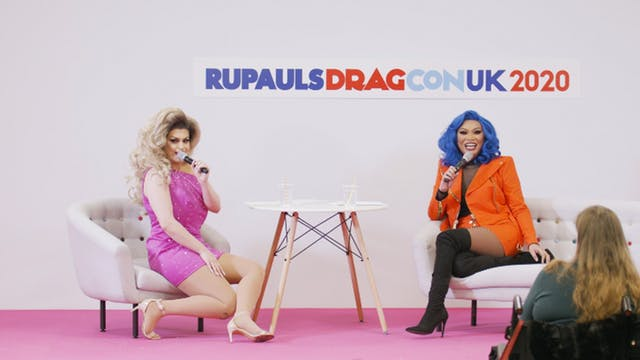 Fashion Photo RuView at RuPaul's Drag...