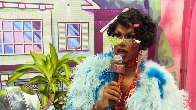 Love/Hate NYC: RuPaul's DragCon NYC 2017