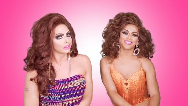 When Alyssa Met Shangela