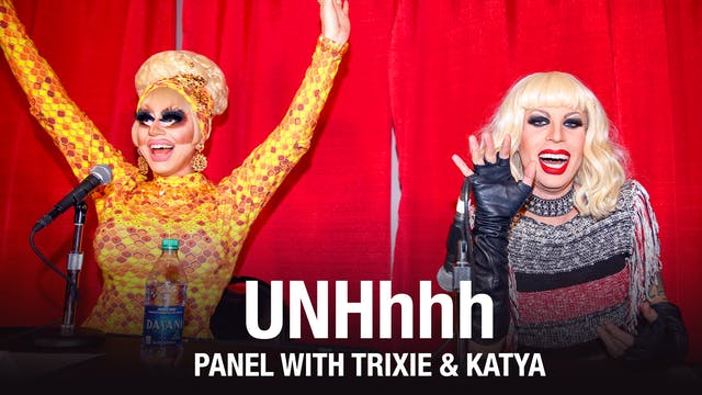 UNHhhh Panel DragCon NY 2018