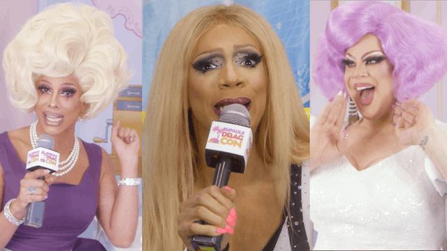 Season 11 Queens at DragCon LA: Biggest Regret?