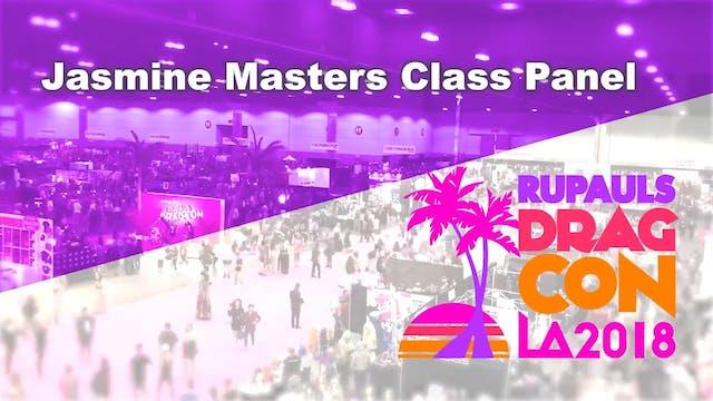 Jasmine Masters' Class: RuPaul's Drag...