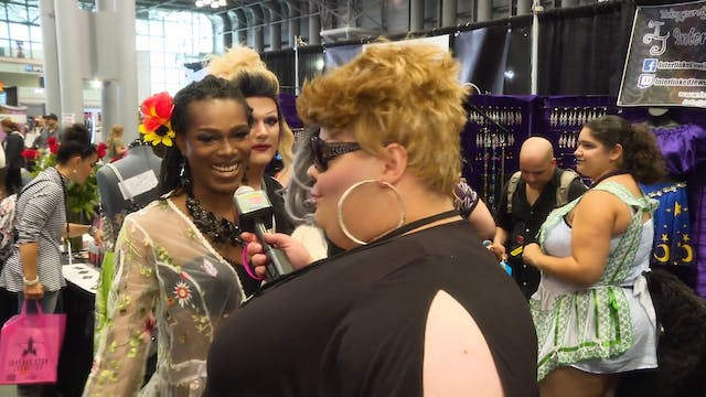 Stacy Layne Lane: RuPaul's DragCon NY...