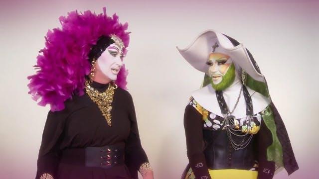 Sister Roma & Sister Bearonce
