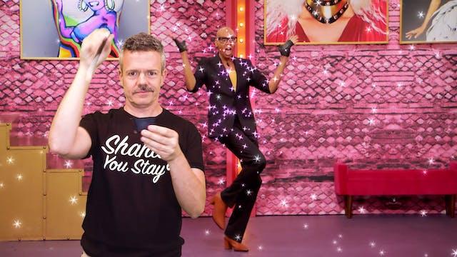 SPOILER ALERT! RuPauls Drag Race Season 11 Extra Lap Recap Episode 9