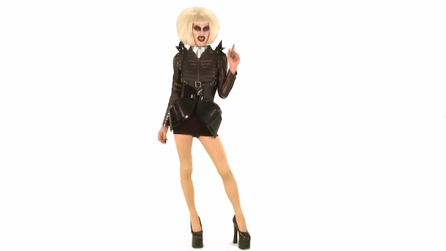 Sharon Needles: Parental Guidance Suggested