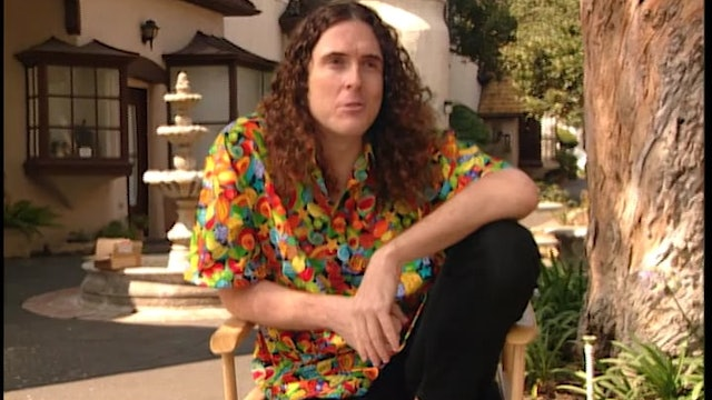 "Weird Al Yankovic on ""Fat"" Music Video: WOW Presents Clips 116"