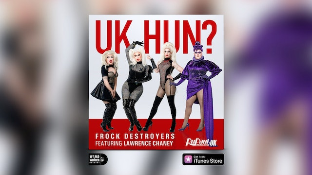 Frock Destroyers - UK, Hun? (feat. Lawrence Chaney) Lyric Video