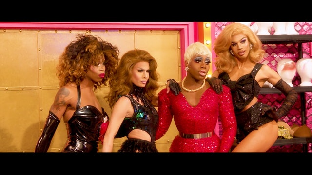 "BEHIND THE SCENES: RuPaul's Drag Race All Stars 4 - ""Final Lip Sync"""