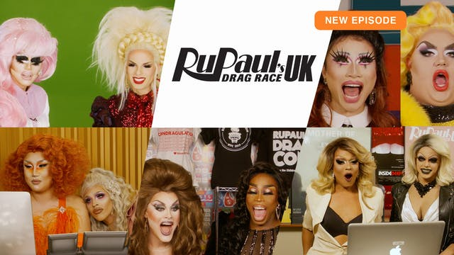 Drag Queens React to RuPaul's Drag Ra...