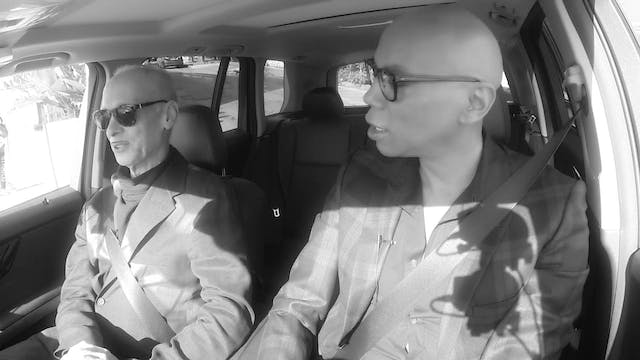 John Waters: RuPaul Drives 214