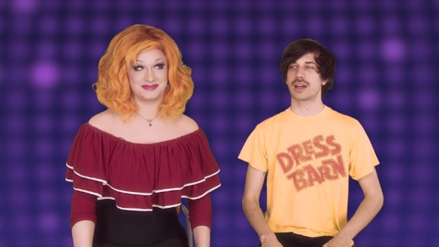 Jinkx Monsoon & Nick Sahoyah