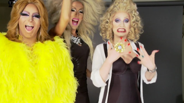 Jinkx Monsoon, Alaska and Roxxxy Andrews